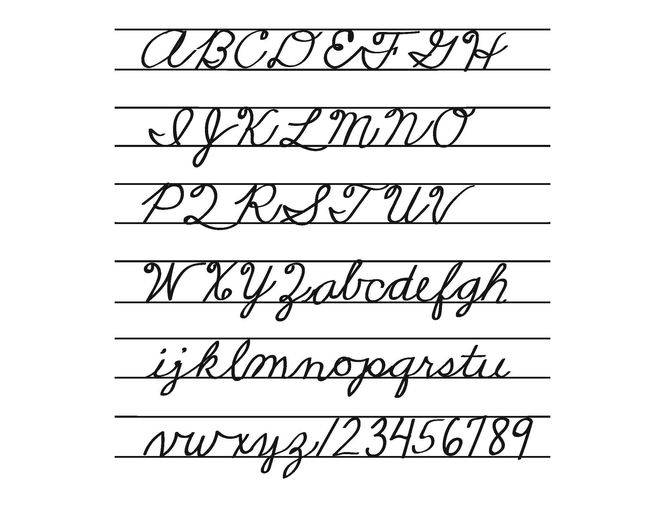 worksheet Zaner Bloser Handwriting Worksheets the art of handwritten letterform zaner bloser